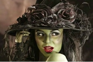 Idea de maquillaje de halloween brujas estilo broadway for Mago ma bel